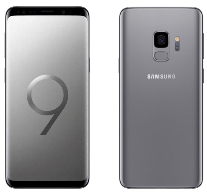 Samsung responds to Galaxy S9 touchscreen issues, currently investigating the matter