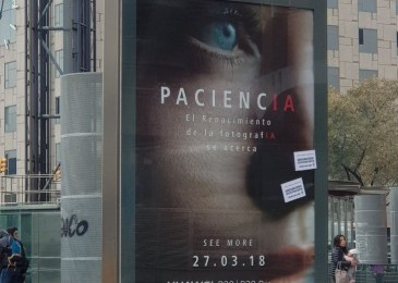 Huawei unveils banner to tease P20 and P20 Pro in Barcelona