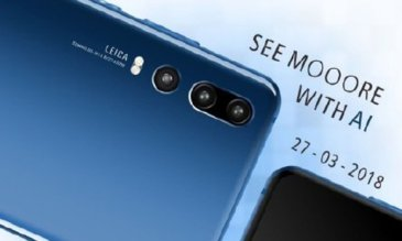 Huawei teases the upcoming P20's triple camera sensors in new video
