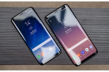 Unlocked US Versions of Galaxy S8/ S8+ starts getting Oreo update