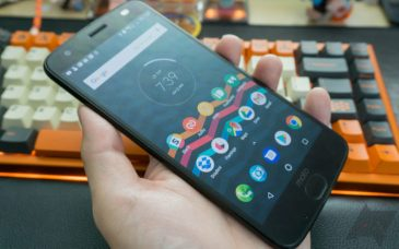 Motorola publishes Oreo source code for the Moto Z2 Play