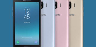 Samsung begins rolling out May security patch with the Galaxy J2 Pro (2018)