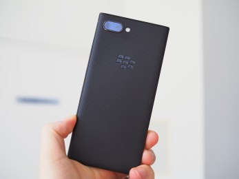 BlackBerry KEY2 officially launched. See hands-on pictures and video