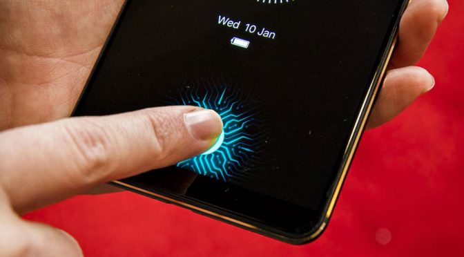 These Samsung phones will launch with in-display fingerprint sensor