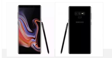 Samsung launches the Galaxy Note 9