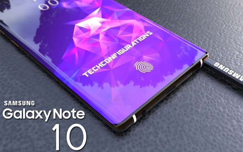 The Samsung Galaxy Note10 has an interesting codename