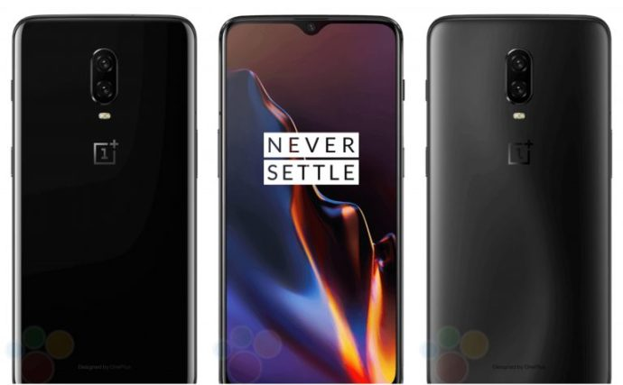 OnePlus 6T official images