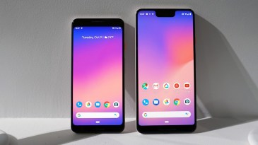 Google Pixel 3 and Pixel 3 XL officially launched