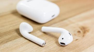 AirPod 2 to launch with Bluetooth 5.0 and Health-related features