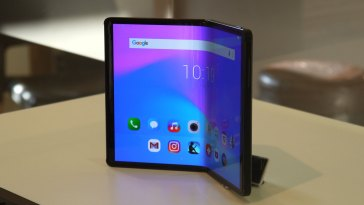 Rumours: Sony is working on the first foldable 5G smartphone