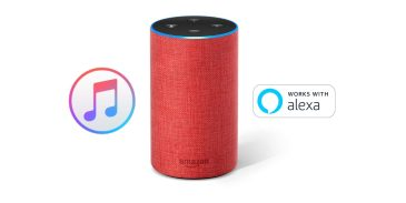 Apple Music Support on Amazon speakers have reached new regions