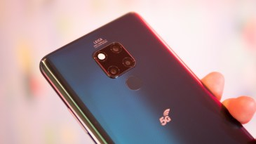 Huawei puts the Mate 20 X 5G up for sale in 3 countries