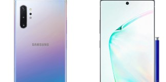 Samsung Note 10 and Note 10+ pricing leaks