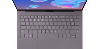 Renders of Galaxy Book S show a stunning design