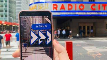 Google brings Live View feature on Maps to AR-enabled Android and iOS devices