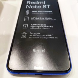 Alleged images of the Redmi Note 8T leaks