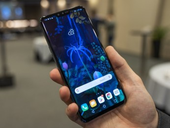 LG has started rolling out Android 10 updates to the LG V50, starting with South Korea