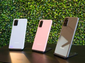 Samsung Galaxy S20 family: All have 5G, but not the same kind of 5G
