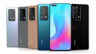 Huawei P40 and P40 Pro visit TENAA, offer impressive specs.