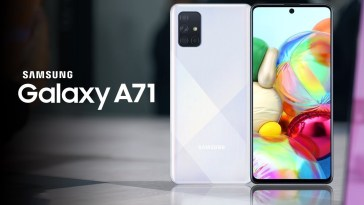 Samsung takes the Galaxy A71 to India while we wait for 5G option