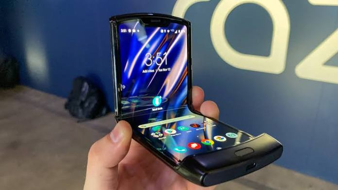 Motorola RAZR foldable to make its way to India this March