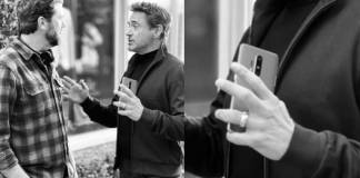 OnePlus 8 might have leaked in the flesh by the Iron Man himself