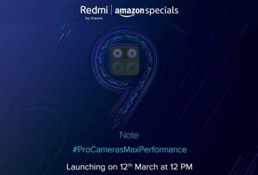 Redmi Note 9 devices set to launch in India on March 12