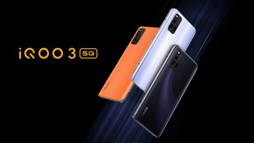 iQOO 3 units finally go on sale in India