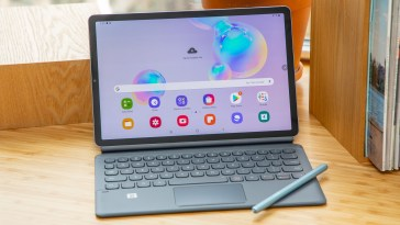 Samsung Galaxy Tab S6 starts getting the push to Android 10