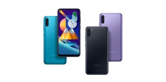 Samsung Galaxy M01 and Galaxy M11 officially launched in India.