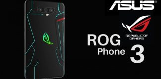ASUS ROG Phone 3 teaser clip reveals it will feature the Snapdragon 865 Plus chipset.