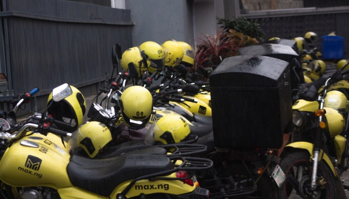 MAX, a bike hailing service mentions how it's keeping the business afloat despite the Lagos Okada ban.