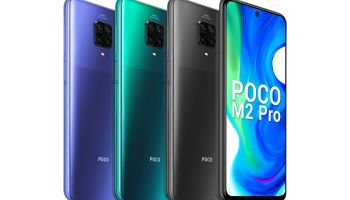 Poco M2 Pro launched as a revamped version of Redmi Note 9 Pro with faster charging capability.