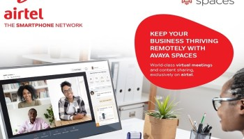 Airtel Nigeria partners Avaya Holdings Corporation to facilitate the adoption of remote working and learning in Nigeria.