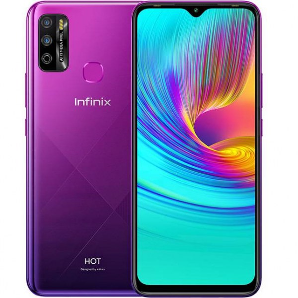 Few of Infinix Hot 10 specs leaked through TUV listing and Google Play Console.