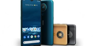 HMD Global launches the Nokia 5.3 and Nokia C3 in India.