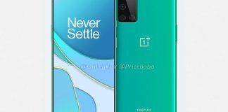 Leaked Renders of the OnePlus 8T Smartphone Reveals its Design and Specs