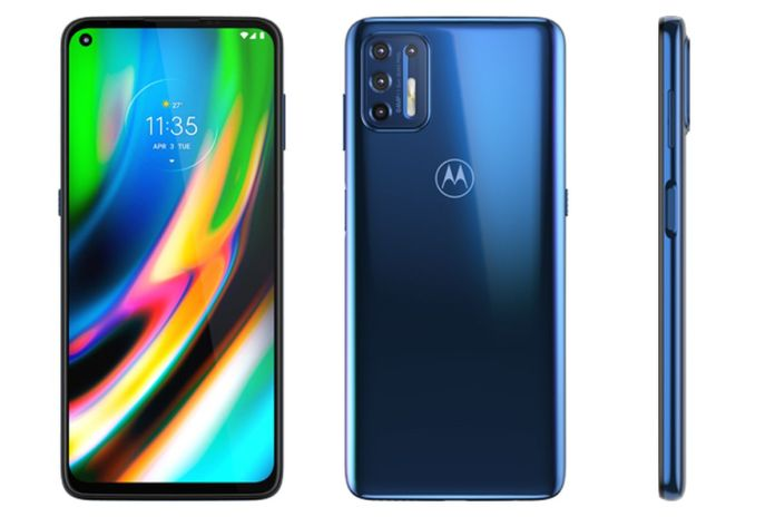 Motorola G9 Plus Specification and Pricing Details Leaked Ahead of Launch