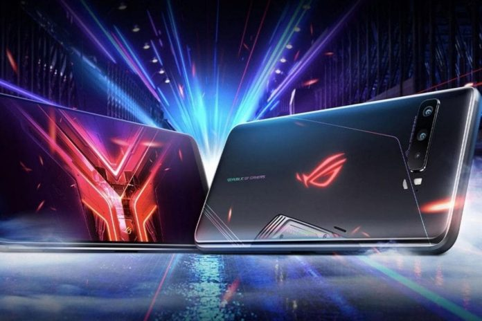 ASUS Launches the 12GB RAM + 128G Storage Model of the ROG Phone 3 in India