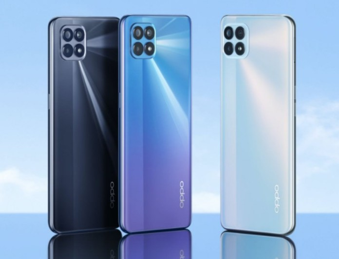 OPPO Reno4 F Arrives in Indonesia as a Rebrand of the OPPO F17 Pro