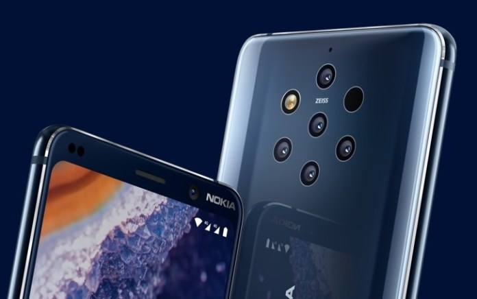 HMD Global to Likely Unveil the Nokia 9.3 PureView by the end of December