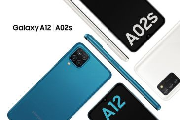 Samsung Announces the Galaxy A12 and Galaxy A02s smartphones; To Arrive in January 2021