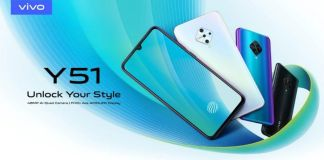 Vivo Y51 Launches in India with a 6.58-inch Display, Snapdragon 662, and a 5,000mAh Battery