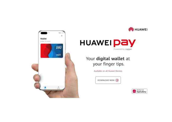 Huawei Joins Forces with South-African Startup, Zapper, to Launch Huawei Pay