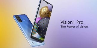 Itel Vision 1 Pro Launches in India with HD+ Display and a 4,000mAh Battery for Rs 6,599 (~$90)