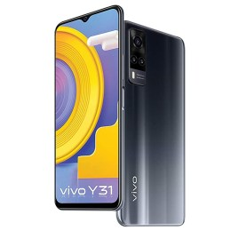 Vivo Silently Launches the Y31 Smartphone in India for Rs 16,490 (~$225)