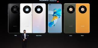 Huawei adds a 5G unit to the Mate 40 series