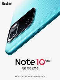 Xiaomi to announce the Redmi Note 10 5G handset on May 26