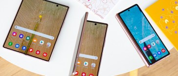 Honor working on a foldable unit that might make the market more competitive