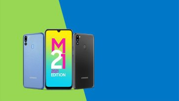 Samsung refreshes the Galaxy M21 for 2021, launches with bigger 48MP camera